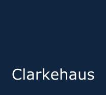 Clarkehaus Construction Logo